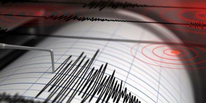KKTC'de 5.3 büyüklüğünde deprem