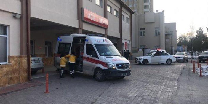 Sivas'ta oynadığı tüfekle kendini vuran çocuk hayatını kaybetti
