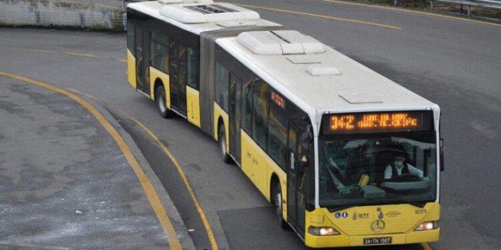 Metrobüslerde bir devrin sonu. 26 Ocak Salı günü başlıyor
