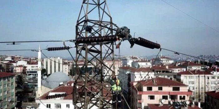 İstanbul'un efsane simgesi 61 yıl sonra kaldırıldı. Nereden baksak onu görürdük