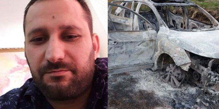 Trabzon'da öldürülüp cesedinin bulunduğu cip ateşe verildi. Cinayetin sırrını keşif raporu çözecek