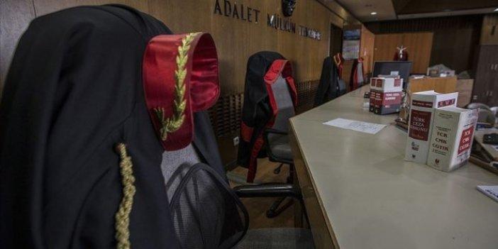 FETÖ ile bağlantısı bulunan 9 Hakim ve Savcı meslekten ihraç edildi