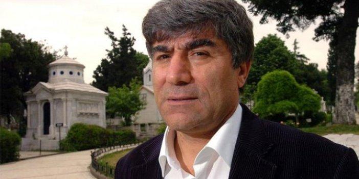 Hrant Dink davasında Volkan Şahin tahliye edildi