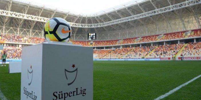 Süper Lig'de 21. hafta programı belli oldu. İşte haftanın maçları