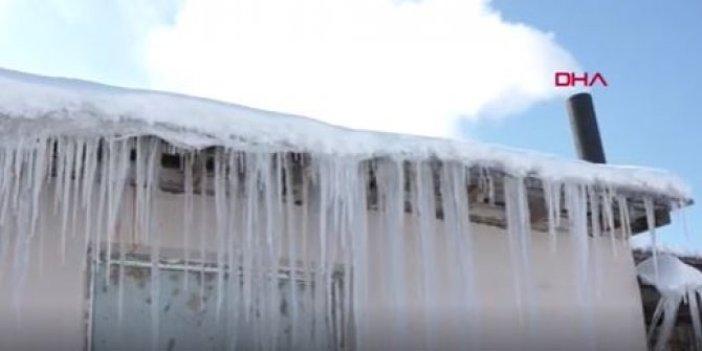 Türkiye'de en düşük sıcaklık bugün Van'da ölçüldü
