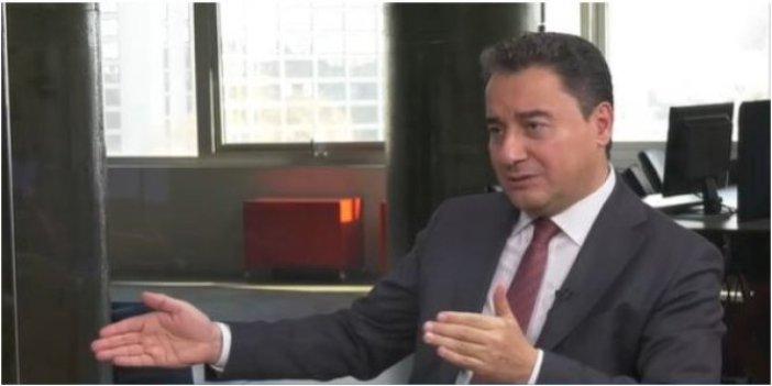 DEVA Genel Başkanı Babacan: 'Aman abi çökerler' korkusu var