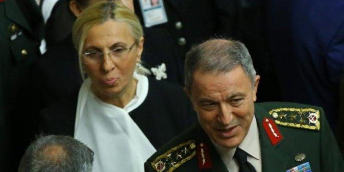 Emine Erdoğan gelmedi, talimatı Hulusi Akar'ın eşi verdi