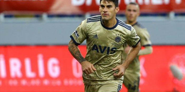 Fenerbahçeli Perotti'den flaş sakatlık açıklaması