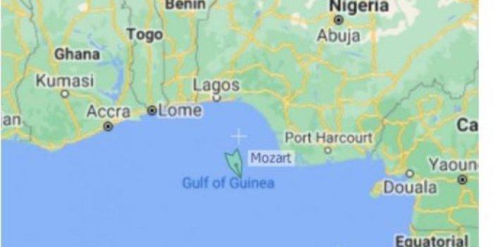 Kaçırılan Türk gemisinin mürettebatı belli oldu