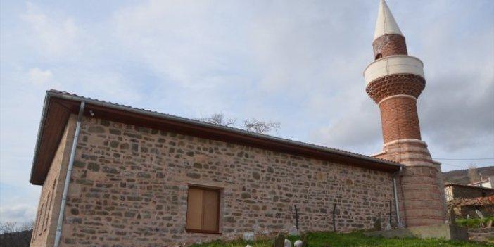 Tekirdağ'daki 600 yıllık Şarköy-Güzelköy Camisi'nin açılış tarihi belli oldu