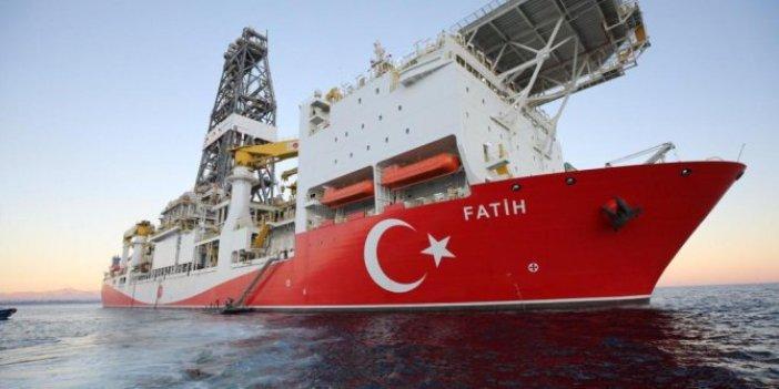 Bakan Dönmez duyurdu. Fatih sondaj gemisi Türkali-2 kuyusuna ulaştı