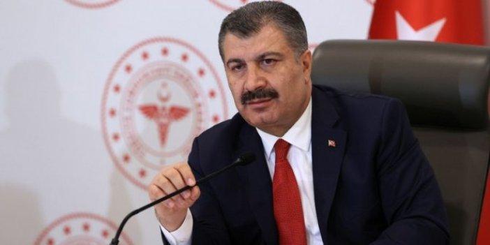 Sağlık Bakanı Fahrettin Koca açıkladı. 6.5 milyon doz aşı yarın Türkiye'ye geliyor