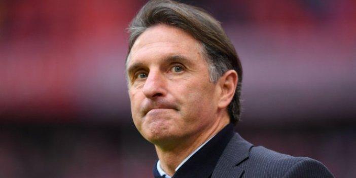 Alman ekibi Hertha Berlin'de teknik adam  Bruno Labbadia ile yollar ayrıldı