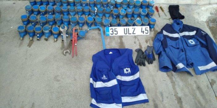 İZSU çalışanı su sayaçlarını çaldığı iddiasıyla tutuklandı