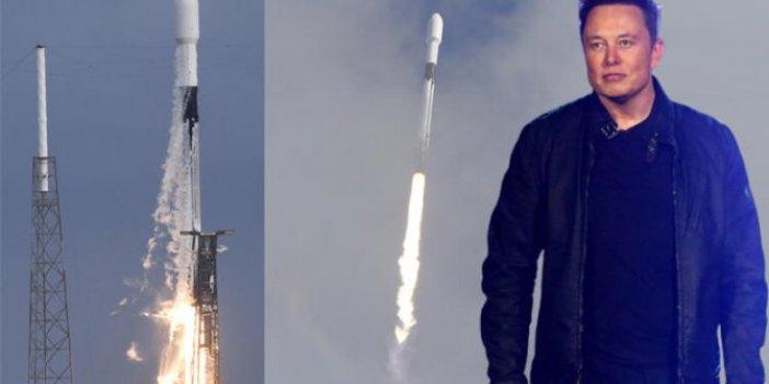 SpaceX'ten tarihi rekor. Tek seferde onlarcasını fırlattı