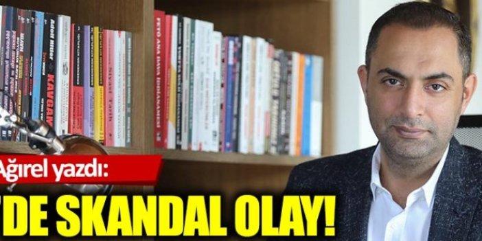 PTT'de skandal olay!