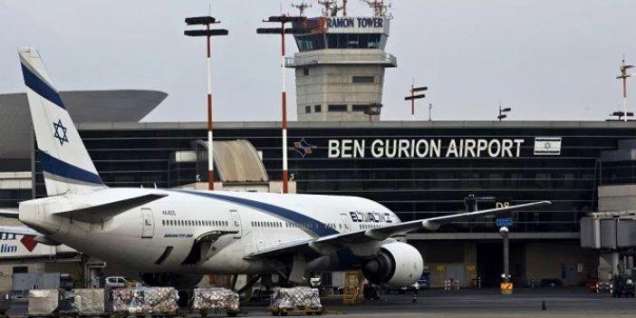 İsrail  bütün uçuşları askıya aldı