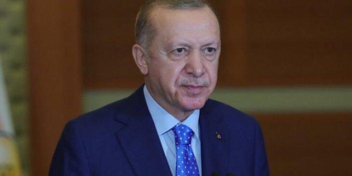 Erdoğan müjde vermek istiyorum diyerek duyurdu