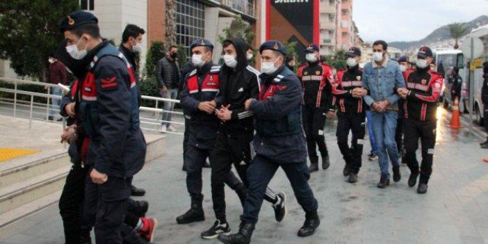 Antalya'da dev uyuşturucu operasyonu. Sakladıkları yer bu kadarına da pes dedirtti