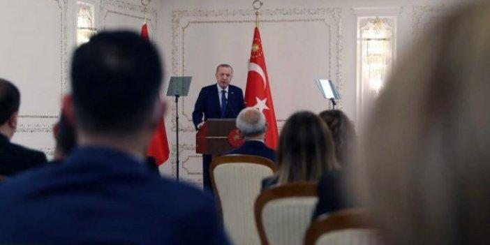 Erdoğan: Bazı dostlar diyor ki 'Dükkanlar, şirketler kapanıyor', kapanan falan yok