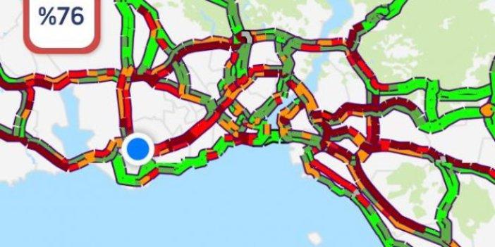 İstanbullulara kötü haber. Akşam olacakları siz düşünün. Hele bir de Kanal İstanbul yapılsın