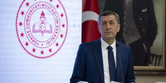 Milli Eğitim Bakanı Ziya Selçuk'tan 15 Şubat açıklaması