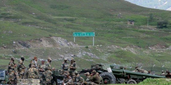 Hindistan ile Çin arasında Sikkim gerilimi