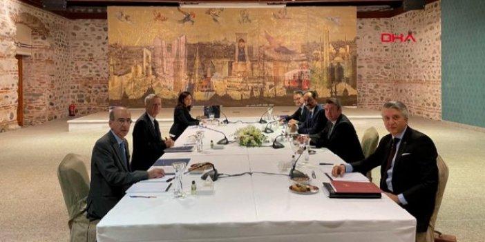 Türkiye ve Yunanistan arasındaki kritik görüşme tamamlandı
