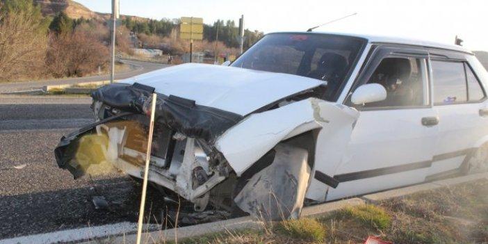 Adıyaman Kahta'da feci kaza: 9 kişi yaralandı