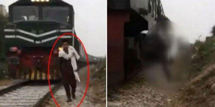 TikTok videosu çekerken canından oldu. Pakistan şokta