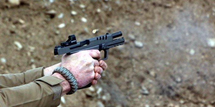 Türk tabancası ABD'de yılın en iyisi seçildi. Ne şişiyor ne şahlanıyor hedefleri eleğe çeviriyor