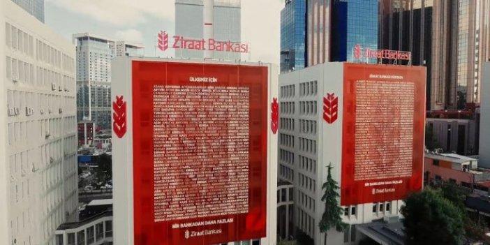 Sayıştay'ın raporundaki Ziraat Bankası gerçeği. Maaşlar ikramiyeler, kredi kartları