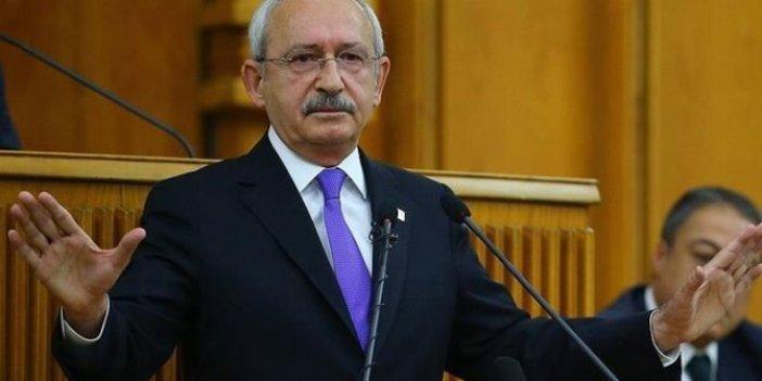 CHP lideri Kılıçdaroğlu: Tek hedefleri CHP