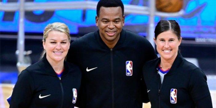 Amerikan Basketbol Ligi tarihinde bir ilk yaşandı