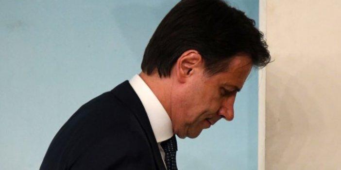 İtalya Başbakanı Conte'den şok istifa kararı