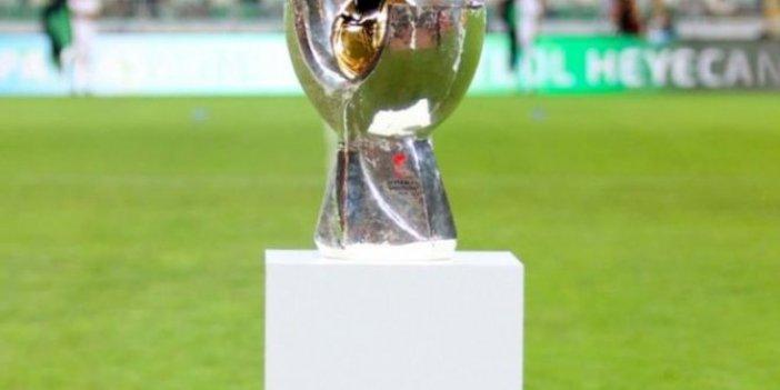 TFF Süper Kupa sahibini arıyor. Başakşehir – Trabzonspor maçı ne zaman?