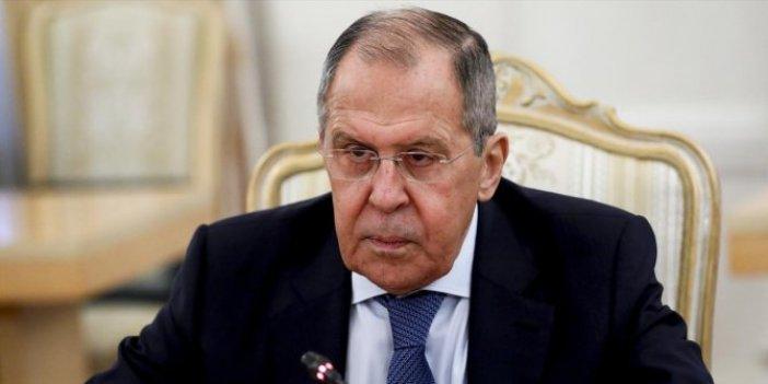 Lavrov: Astana Formatı kapsamında Soçi kentinde şubatta görüşmeler için hazırlık yapılıyor
