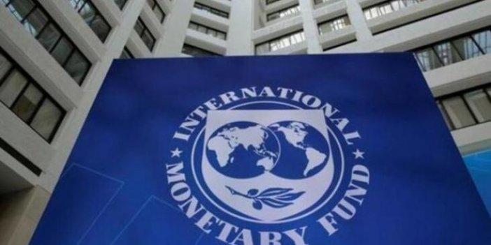IMF'den flaş 2021 küresel büyüme tahmini