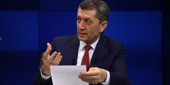 Milli Eğitim Bakanı Ziya Selçuk'tan velilere çok önemli çağrı