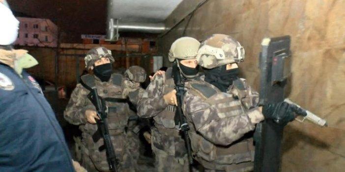 İstanbul'da nefes IŞİD operasyonu