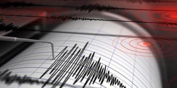 Japonya'nın 5,4 büyüklüğünde deprem