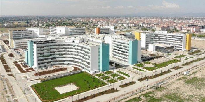 Şehir hastanelerinin 2020 yılı maliyeti belli oldu. Sağlık Bakanlığı yayınladı