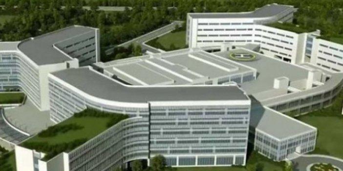 Sağlık Bakanlığı'nın Milyar TL'lik Trabzon Şehir Hastanesi ihalesi yine tanıdık bir şirkete gitti!