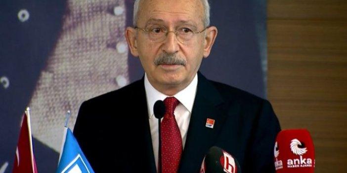 """Kılıçdaroğlu: """"SGK'nin tarihçesini inceleyin"""""""