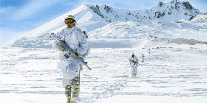 Eren-5 operasyonunda 53 sığınak ile 62 depo imha edildi