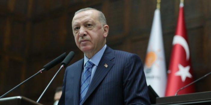 Erdoğan: Bizi saraylarda sefa süren olarak gösteriyorlar