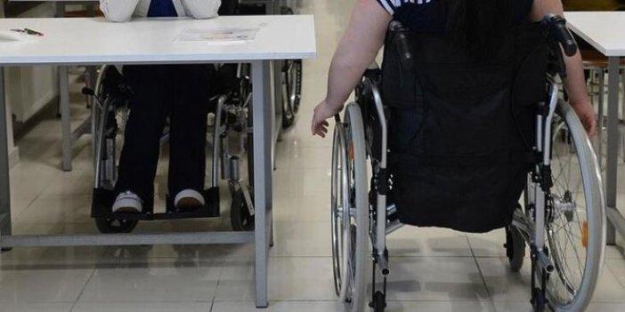 Milli Eğitim Bakanlığı'ndan engelli öğretmenlere büyük müjde