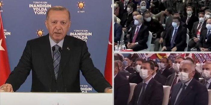 """Erdoğan: """"Bizim işimizi kolaylaştırmıyor"""""""