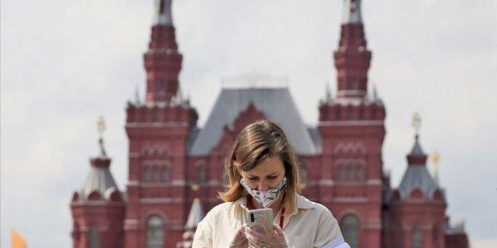 Moskova'da korona tedbirleri gevşetildi