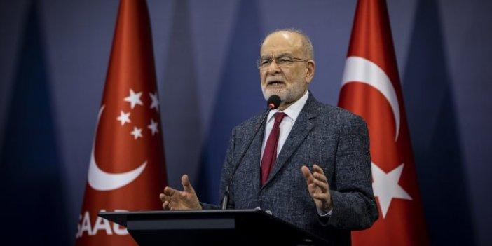 Temel Karamollaoğlu'ndan Erdoğan'a. İncitmek için söylemiyoruz